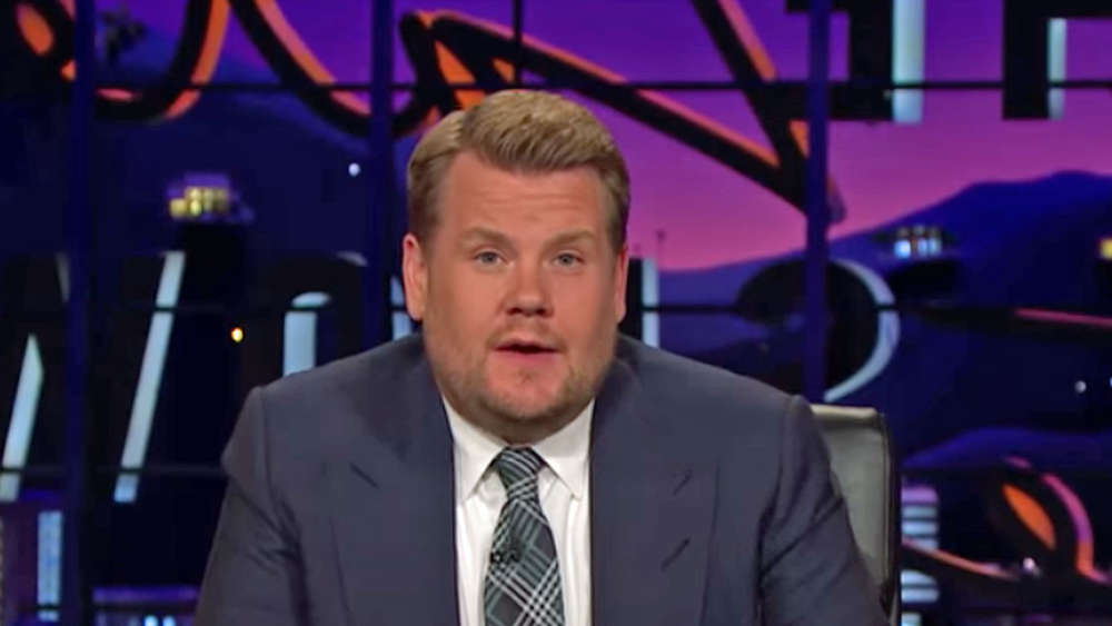 James Corden's Message to Manchester.