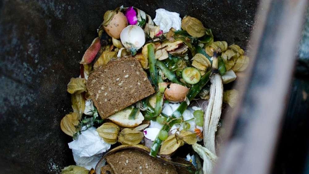 Vier Tipps Für Die Küche Müll Gestank Vermeiden Wohnen