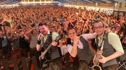 Partystimmung mit Ois Easy in Indersdorf