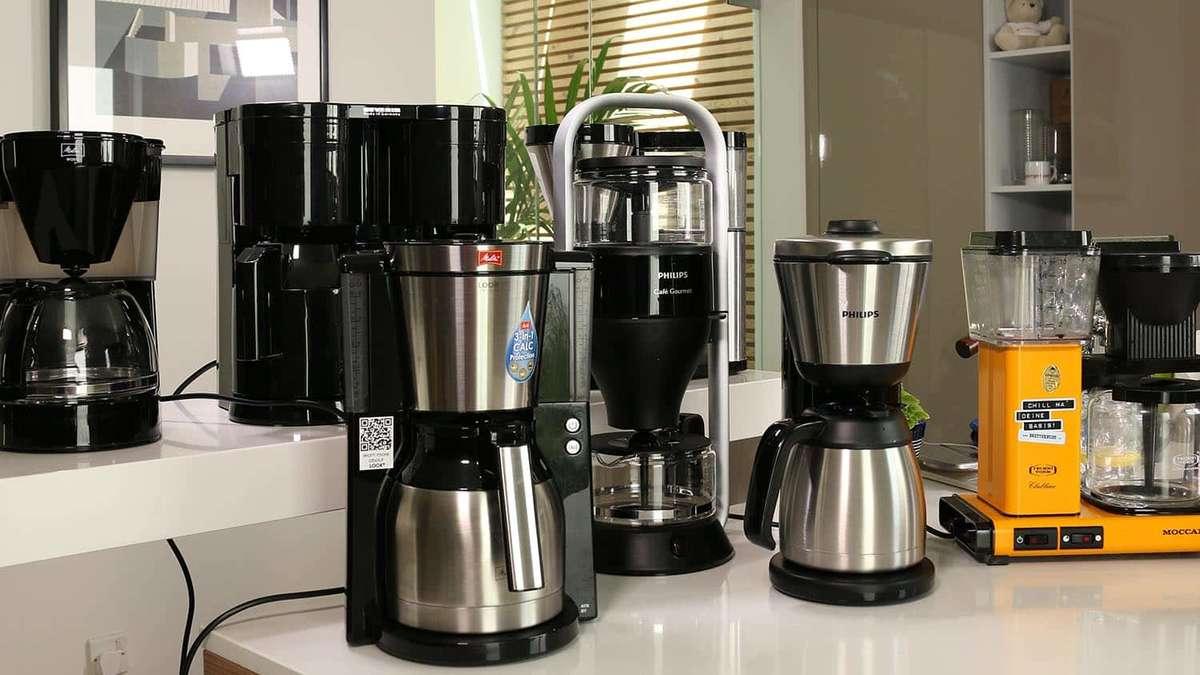 Kaffeemaschinen im Test  Geld -> Kaffeemaschine Im Test