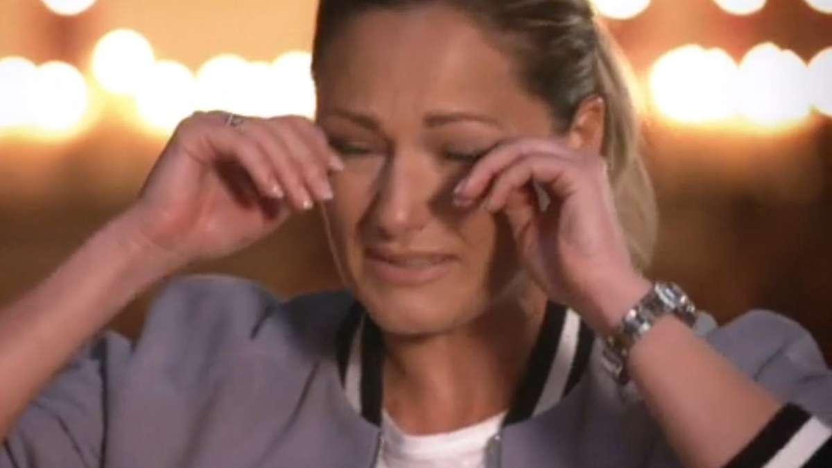Helene Fischer Tränen im TV wird es alles zu viel