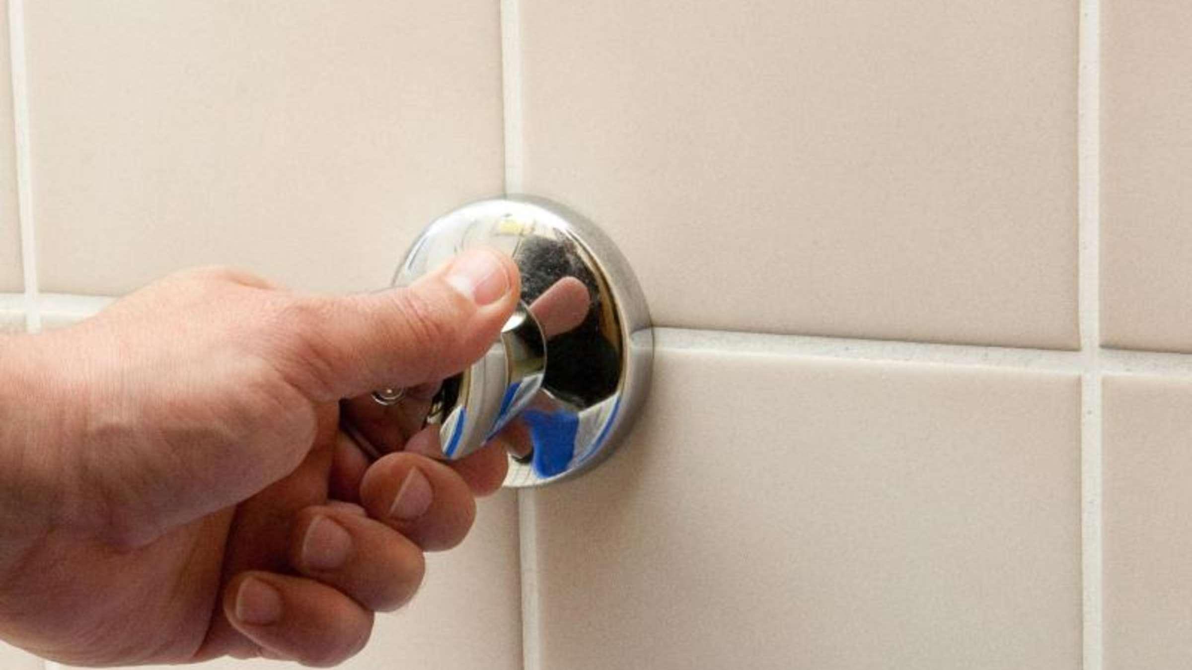 Absperrhahn Badezimmer