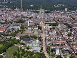 Platz 10: Der Landkreis Karlsruhe Soll Laut Dem HWWI Bis 2030 Von 18.033  Einwohner Auf ...