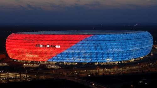Allianz Arena Themenseite