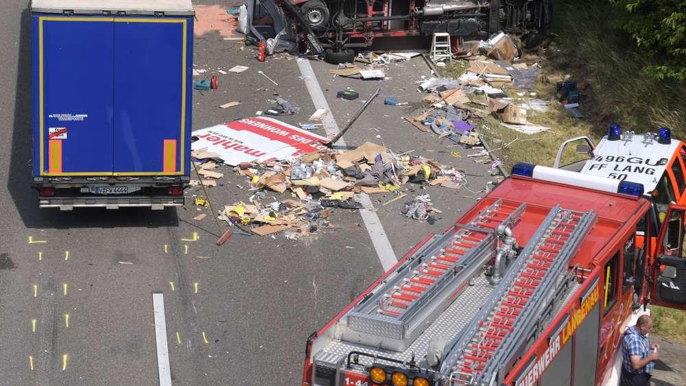 Bayern Unfall