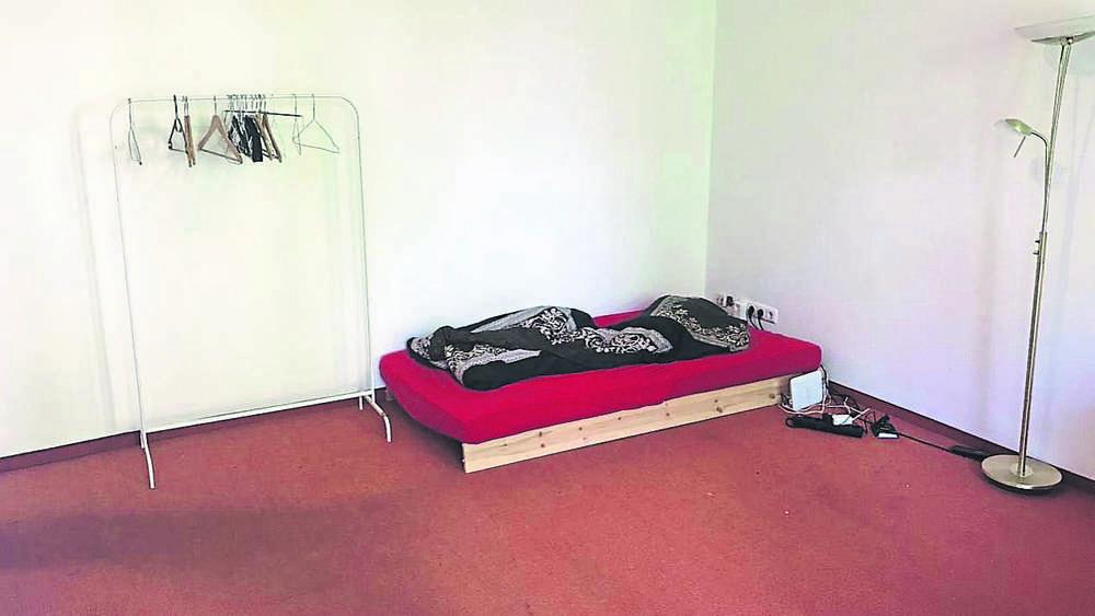 untermieter horror in m nchen f r dieses zimmer zahlte vinzent 650 euro stadt m nchen. Black Bedroom Furniture Sets. Home Design Ideas