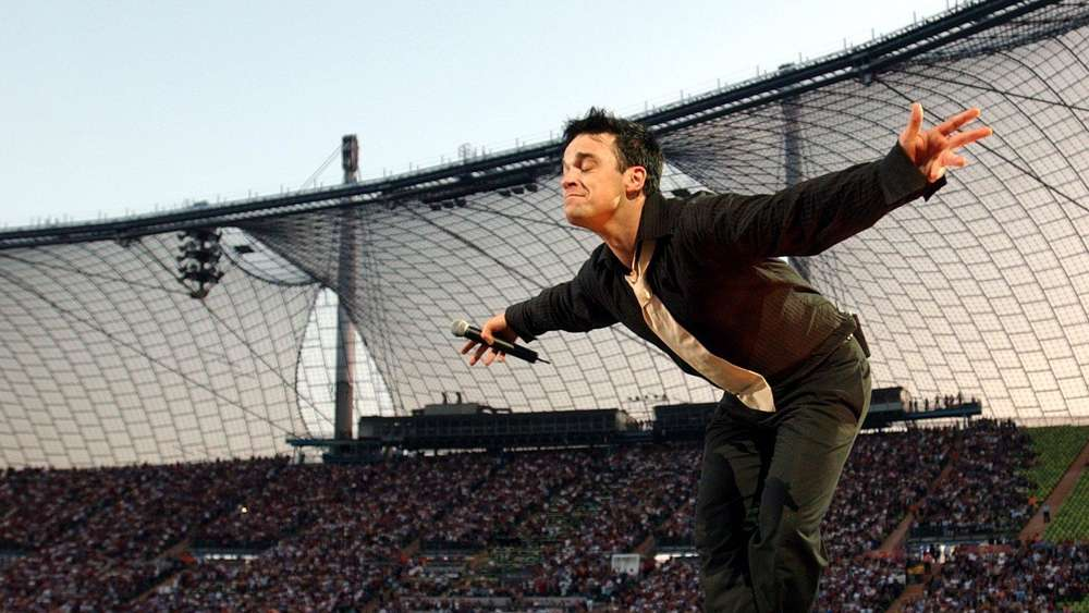 Robbie Williams in München