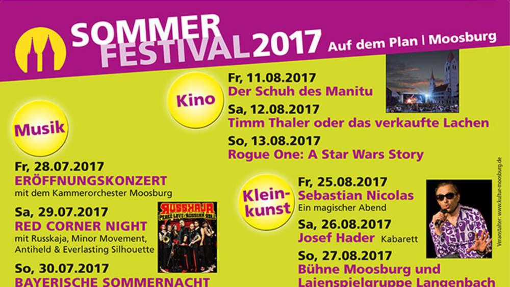 Open-Air-Kino in Moosburg: Kultfilm mit Kuscheldecken auf ...