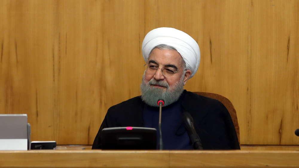 Iran Droht Mit Kündigung Des Atomabkommens Trump Kein Guter
