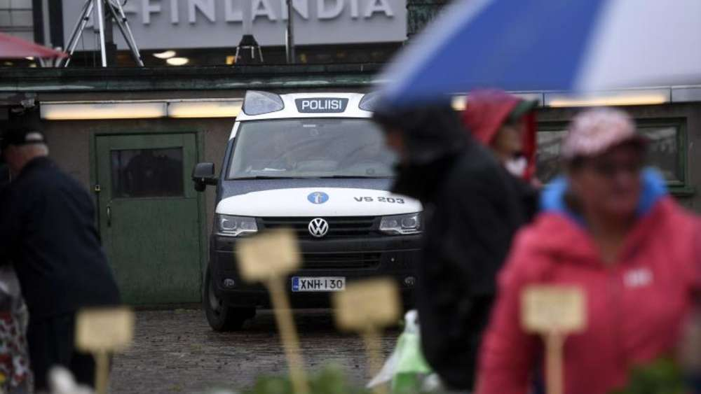 Messer Anschlag In Turku Ermittler Prüfen Is Verbindungen