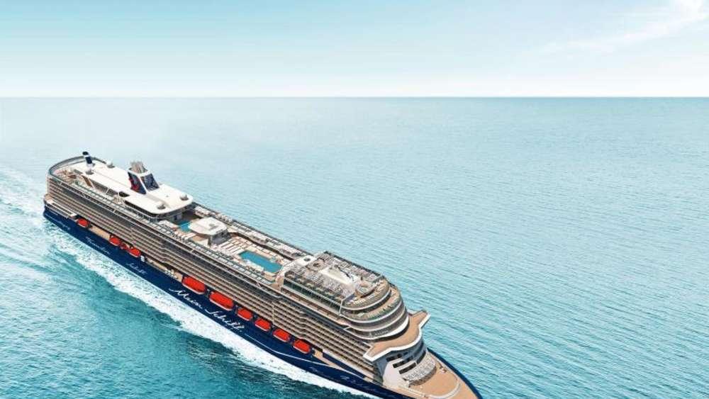 Taufe Der Mein Schiff 1 Beim Hamburger Hafengeburtstag Reise