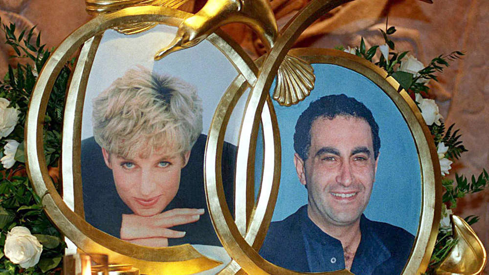 Todestag Prinzessin Diana