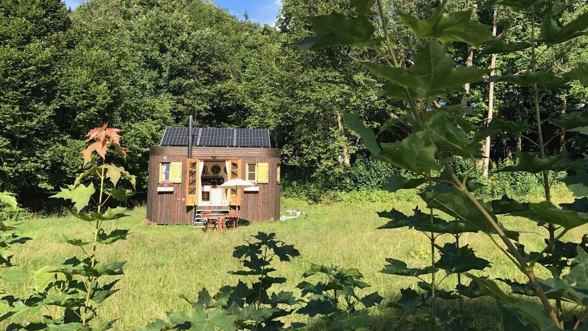 tourismuspreis f r s tiny house rottach egern. Black Bedroom Furniture Sets. Home Design Ideas