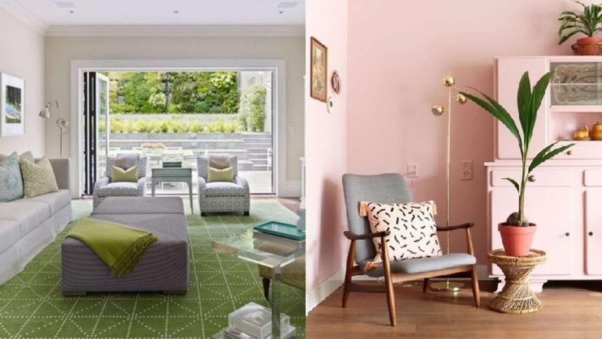 wohntrend diese beiden farben sind momentan der letzte schrei wohnen. Black Bedroom Furniture Sets. Home Design Ideas