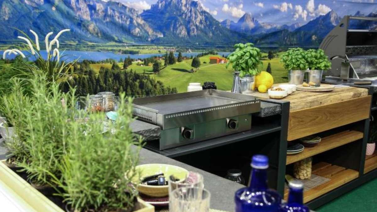 Outdoorküche Tür Xxl : Outdoor küche napoleon. küche günstig mit elektrogeräten quelle