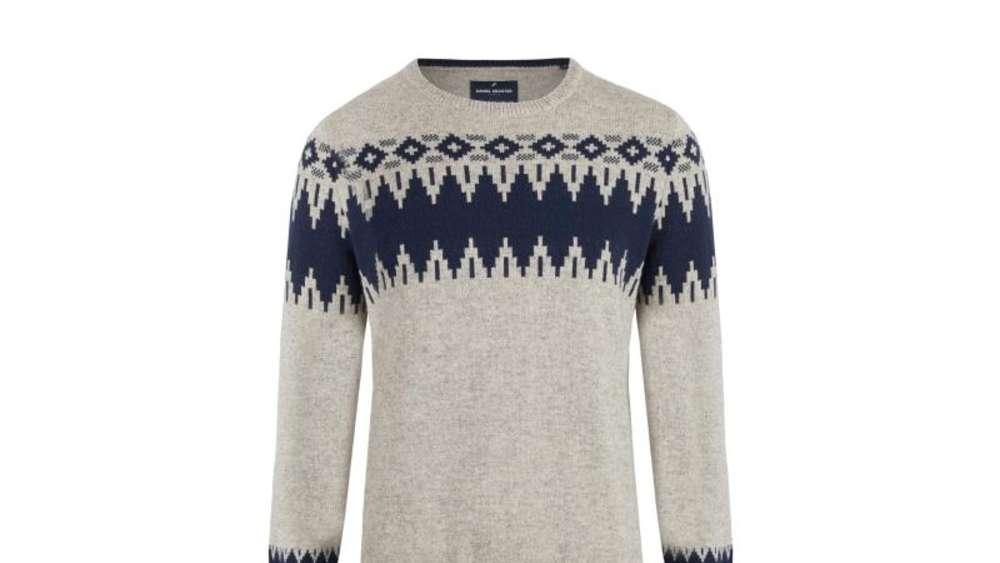separation shoes 95edc 26fff Der Norweger-Pullover wird zum Modetrend für Männer   Leben