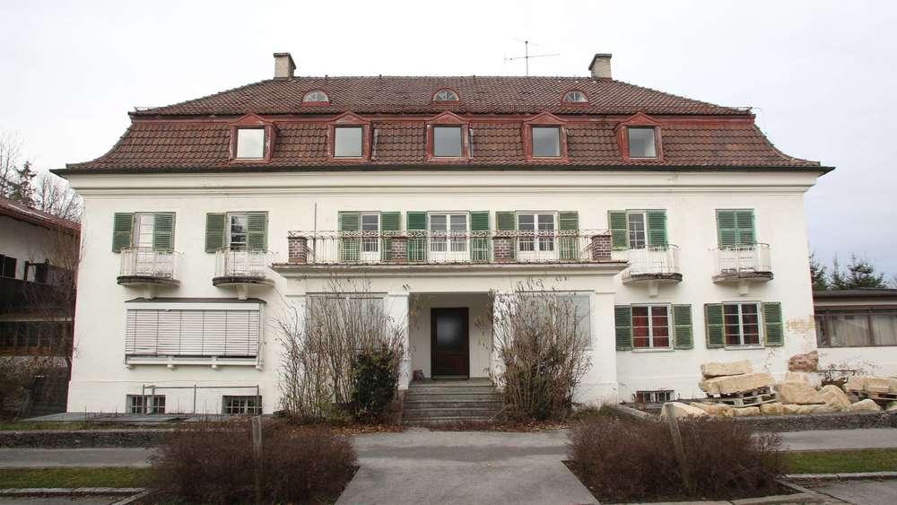 Favorit Haus Fruth: Entkernen statt abreißen | Bad Tölz CO23
