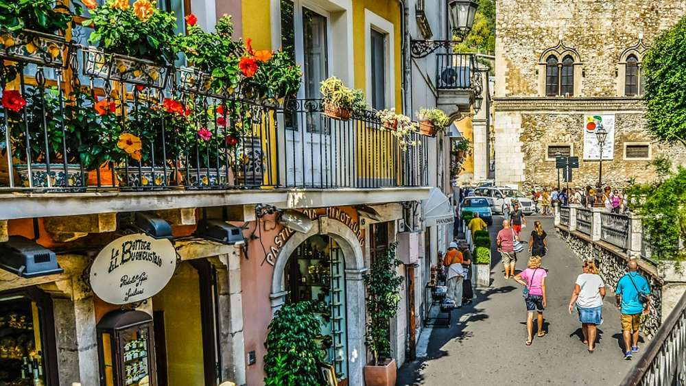 Urlaub In Italien Die Schonsten Orte An Meer See Und Im Gebirge