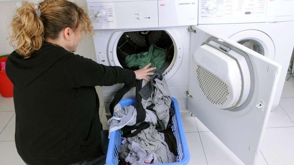 So Reinigen Sie Ihre Waschmaschine Von Ruckstanden Wohnen