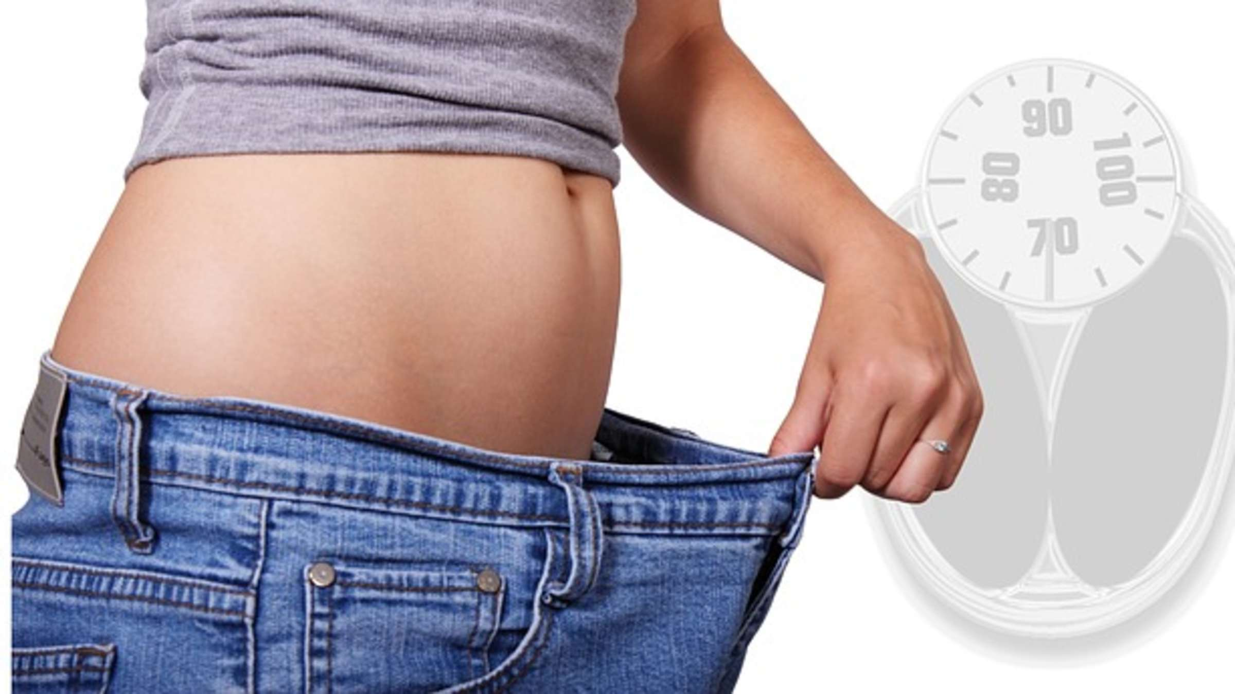 Gewichtsverlust warmes Wasser