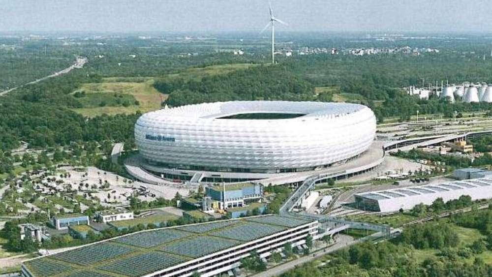 Parken Allianz Arena Geheimtipp