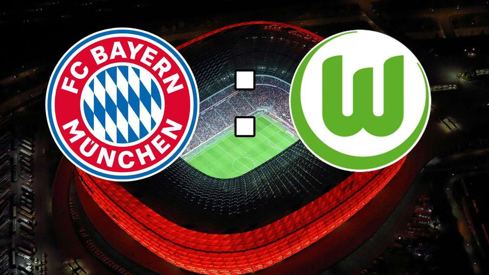 Bayern München Gegen Wolfsburg