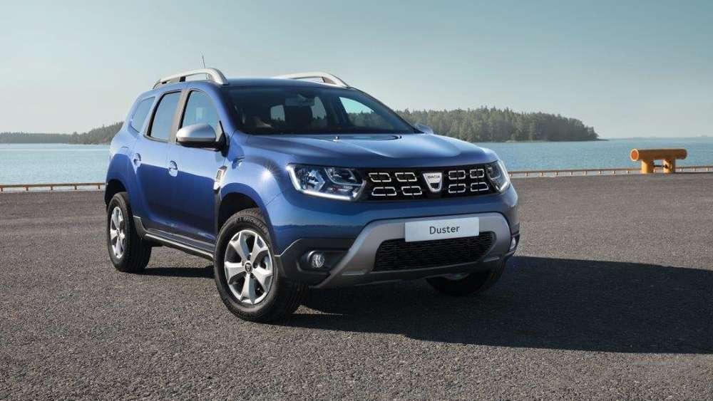 Neuer Dacia Duster: Mehr Design, mehr Komfort, mehr Sicherheit ...