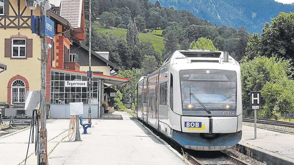 Bad WieГџee Bahnhof