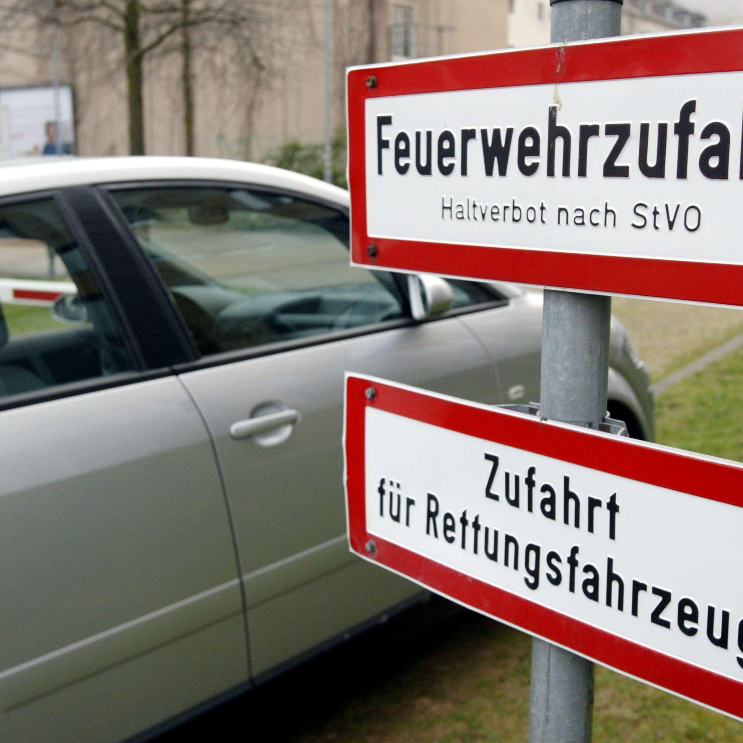 Erwischt Parkplatz Fast Mannheim: 18