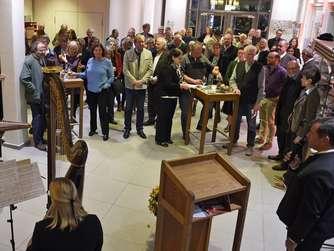 Kulturherbst in Schliersee zum zehnten Mal feierlich eröffnet.