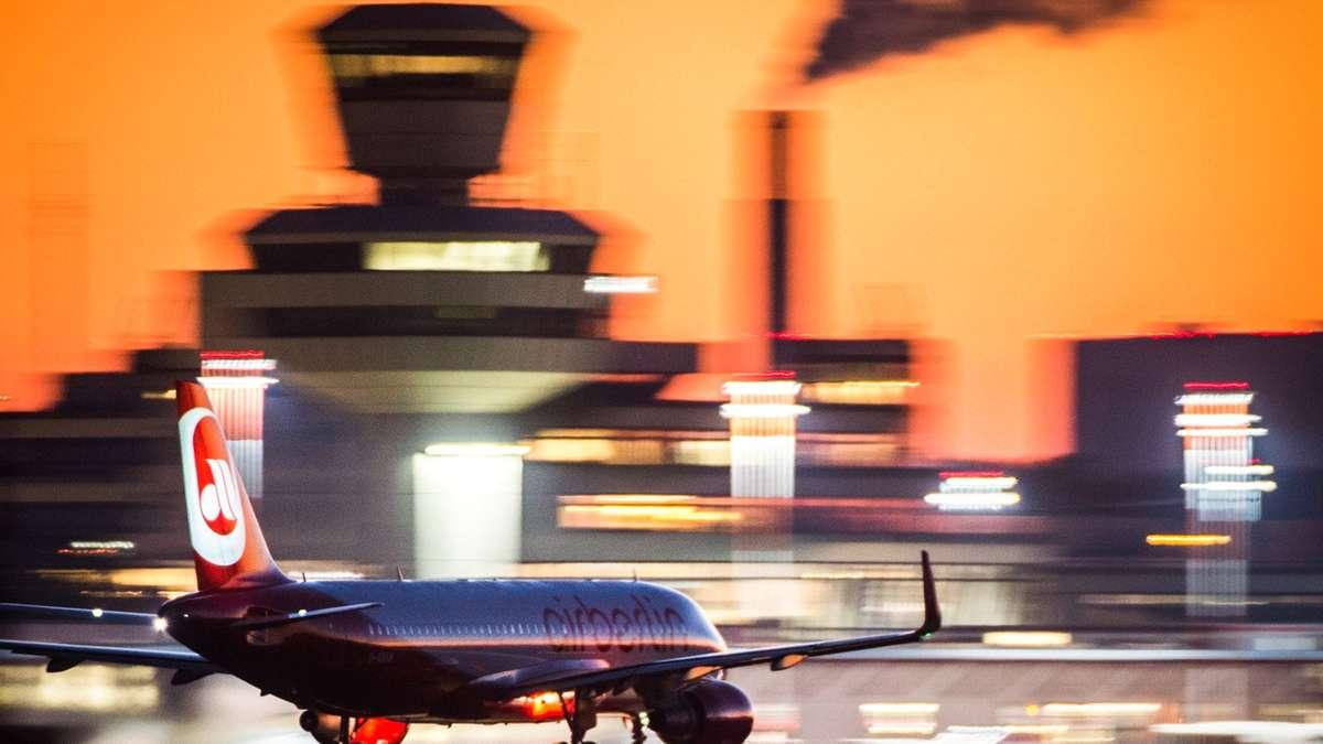 Air Berlin Im News Ticker Wer übernimmt Welche Air Berlin Strecken