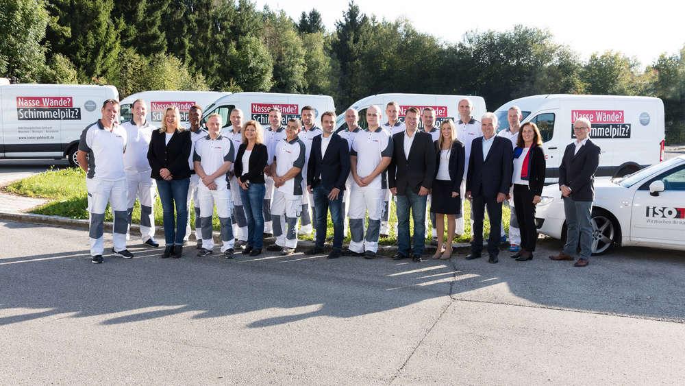 Super Isotec-Gruppe: Mehr als 100.000 Immobilien erfolgreich saniert HF21