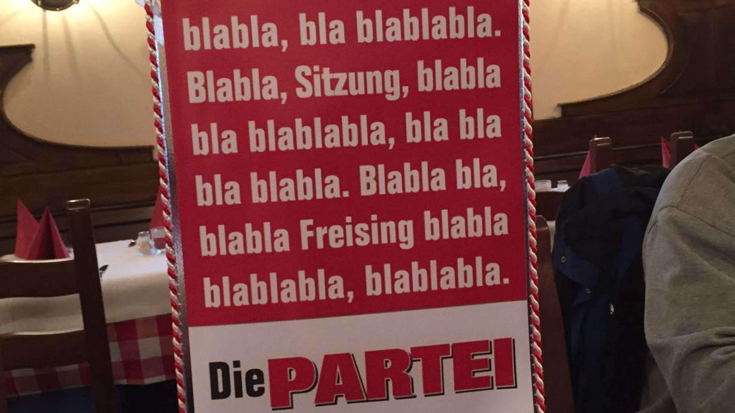 Versammlung gestoppt: Die Partei fliegt aus Grünem Hof in ...