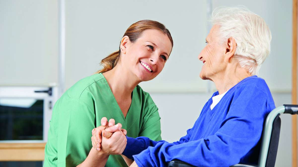 Gute Chancen auf Ausbildungsplätze: Pflegeberufe wandeln sich ...