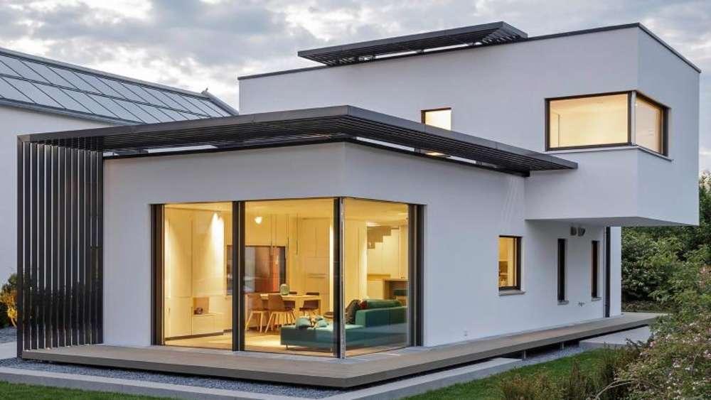 Gebaut Fur Ein Bis Zwei Personen Was Ist Ein Kompakthaus Wohnen