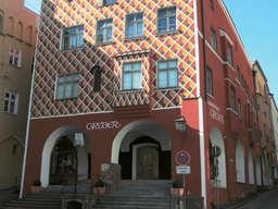 Gewandhaus Gruber in Erding |