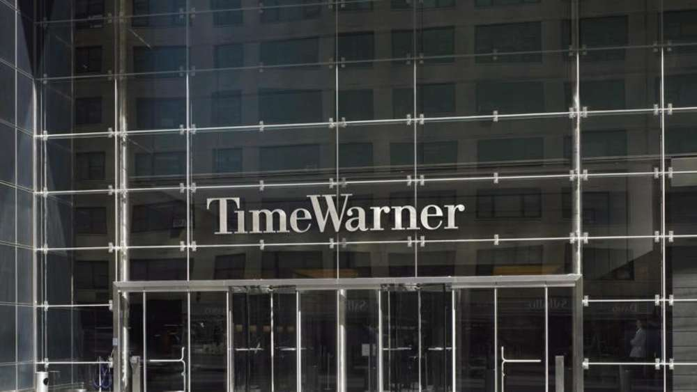 Der Hauptsitz des internationalen Medienunternehmens Time Warner in New York. Foto: Time Warner