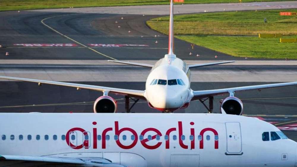 Viele Air Berlin Mitarbeiter Zögern Mit Arbeitslosen Meldung