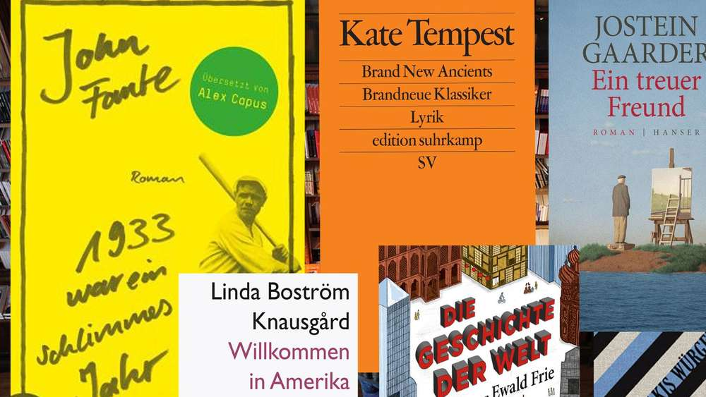 Gute Bücher zu Weihnachten verschenken: Sieben Tipps | Kultur