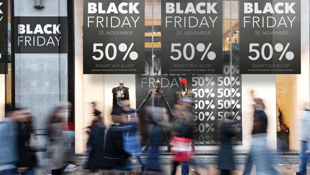 Black Friday 2017: Diese Shops gewähren in diesem Jahr besondere ...