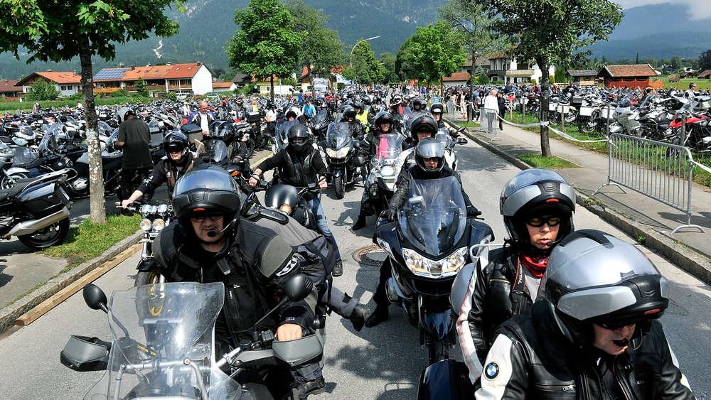 Bmw Motorrad Days Kreis Soll Sich Beteiligen Garmisch Partenkirchen