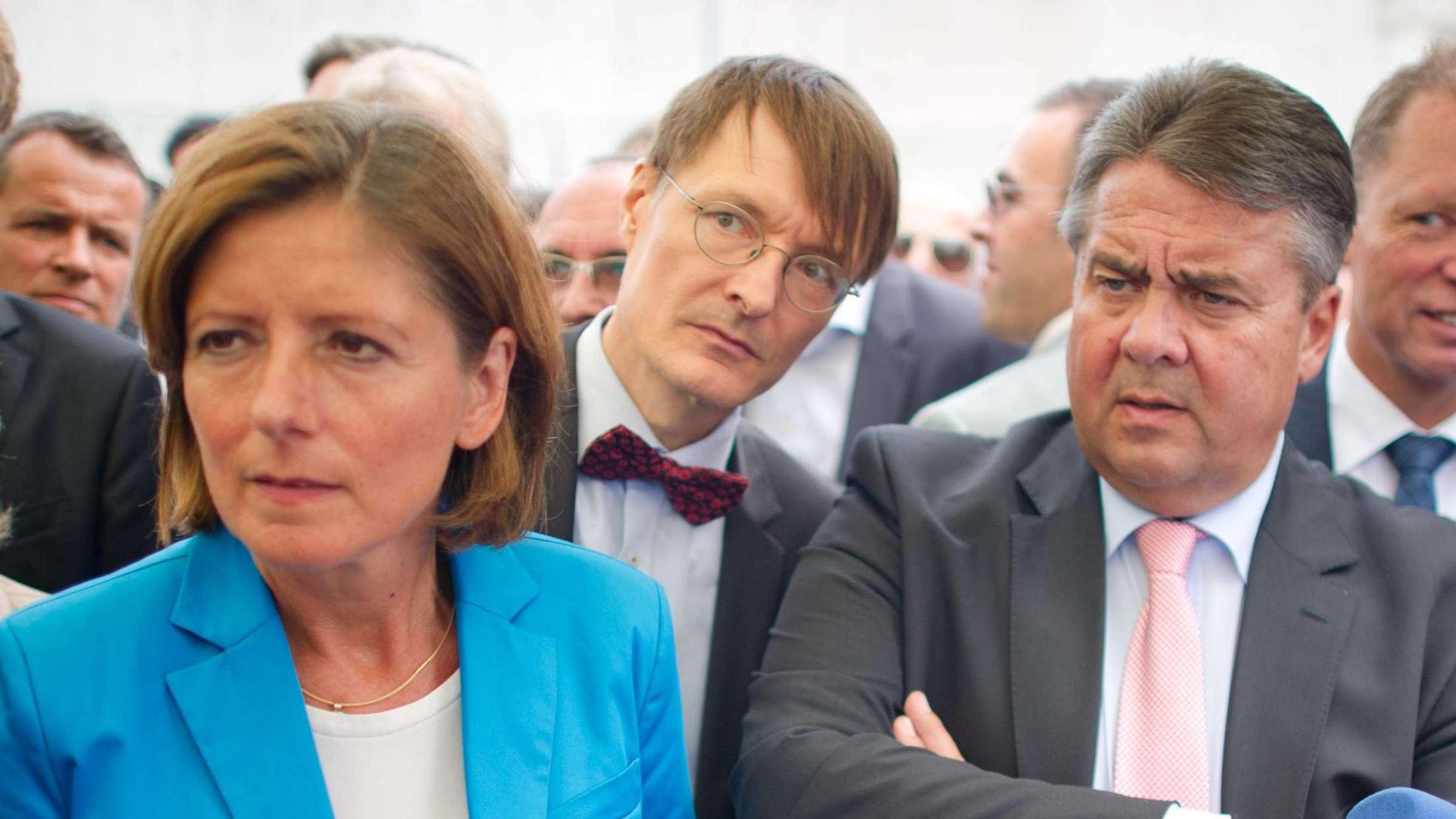 Koalitonsverhandlungen Die Spd Treibt Ihren Preis Hoch Politik