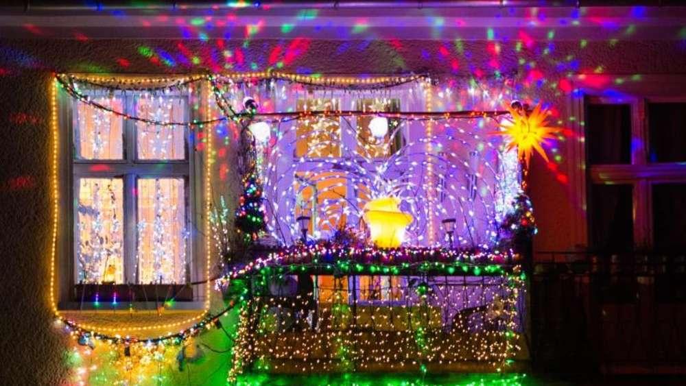 weihnachtsdeko in der wohnung hat grenzen wohnen. Black Bedroom Furniture Sets. Home Design Ideas