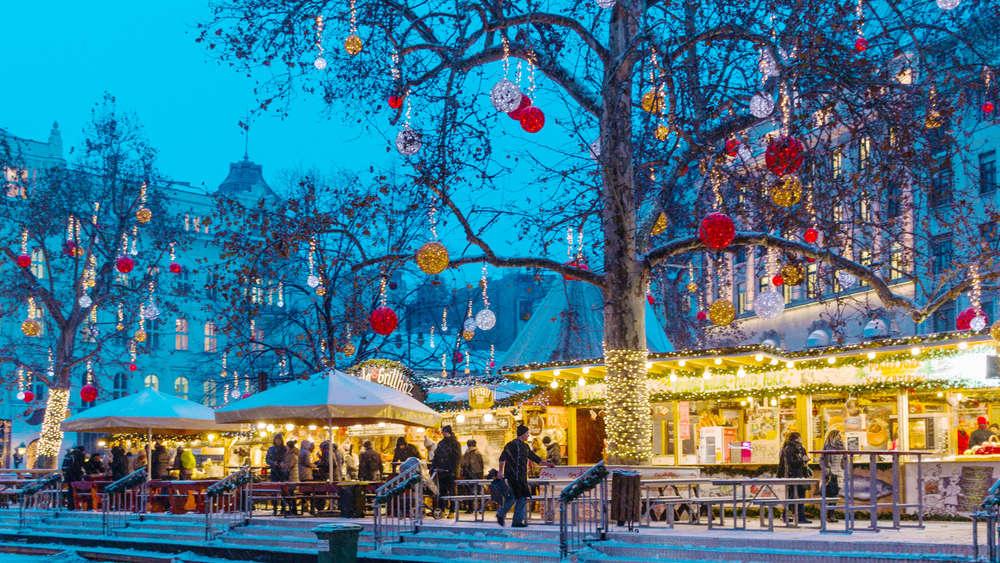 Deutschland Weihnachtsmarkt.Es Weihnachtet Sehr Weihnachtsmärkte Außerhalb Deutschlands Reise