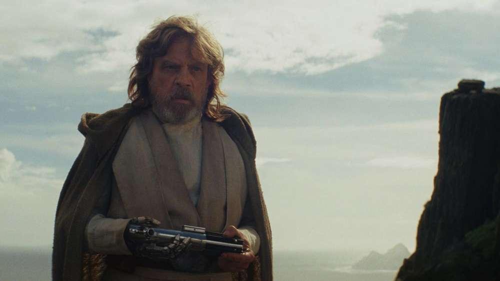 Am Donnerstag Startet Der Neue Star Wars Die Letzten Jedi Mit