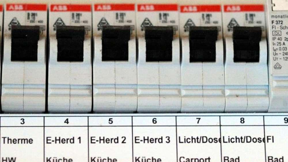 Eigene Stromleitungen nur mit Genehmigung verlegen lassen | Wohnen