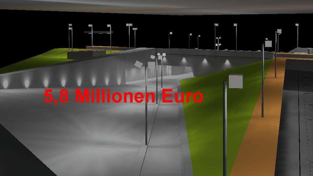 151aa0fc16dc65 Kein Interesse an Millionenprojekt   Ebersberg