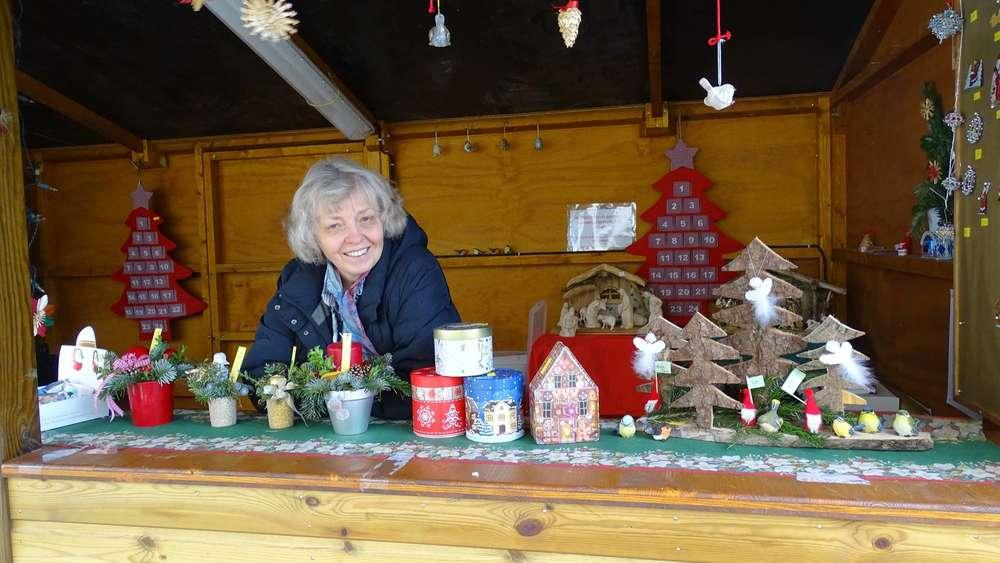 Starnberg Weihnachtsmarkt.Starnberger Auf Dem Weihnachtsmarkt In Dinard Bayerisch