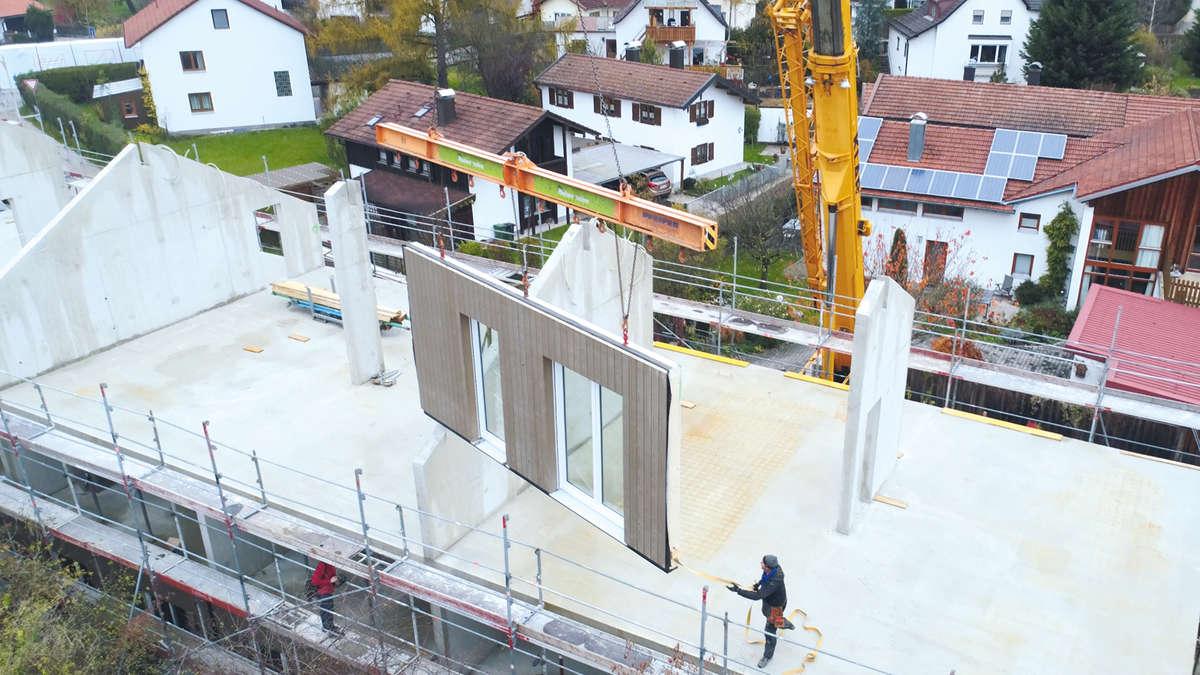 Decker Immobilien decker immobilien fertigstellung tuchinger isar karree in freising