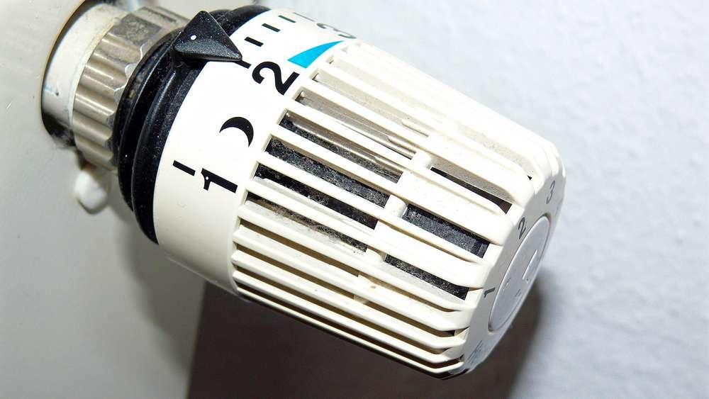 Thermostat Das Bedeuten Die Zahlen Auf Der Heizung Wirklich Wohnen